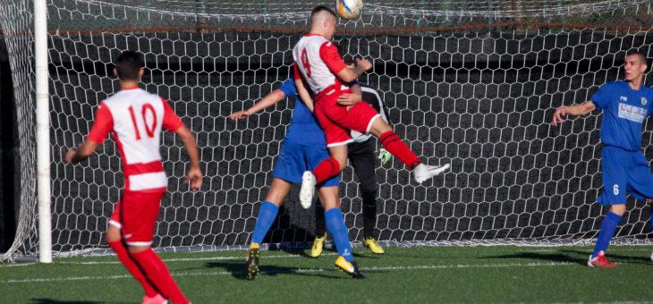 Sporting Tanas: Quattro Juniores in prova al FC Mosta di Malta.