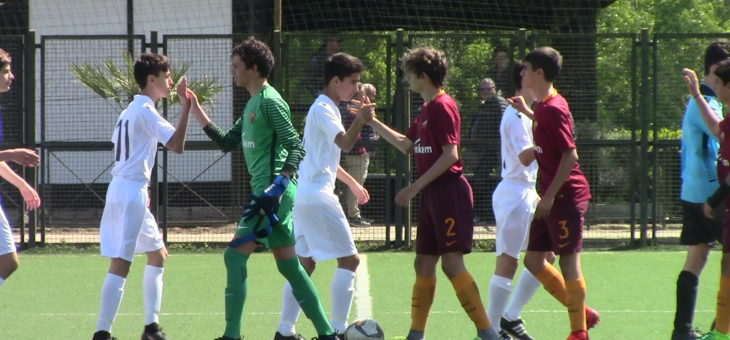 Roma Giovanissimi – E' polemica sui social per i 36 gol fatti dalla Roma nell'ultima giornata –