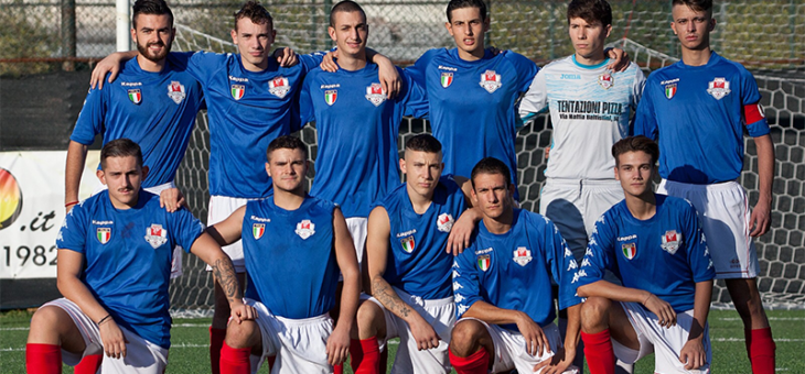Sporting Tanas – Cinquina della Juniores ai danni del F.C. Casalotti –