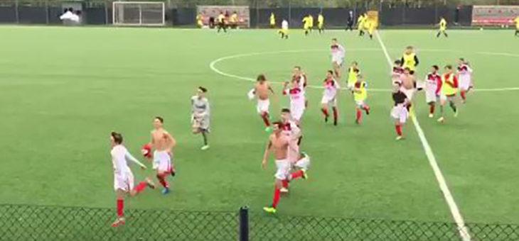Sporting Tanas – Grinta e Cuore dei Giovanissimi Regionali –
