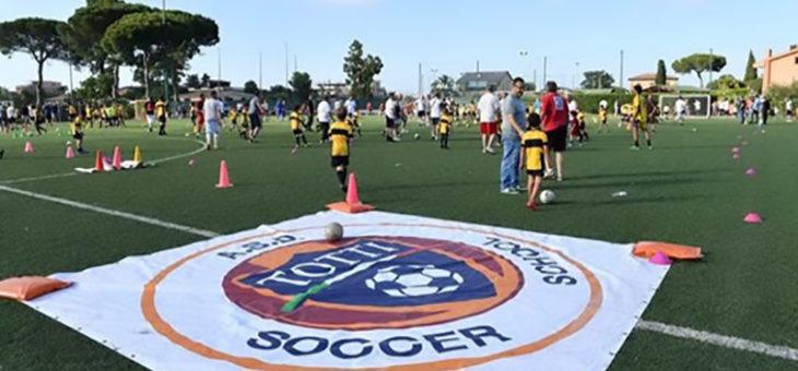 Totti Soccer – Per la testata al compagno, parla la Societa' –