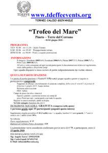Trofeo Del Mare