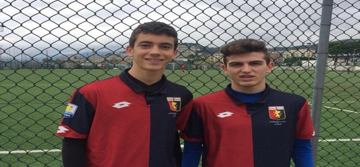 Nuova Tor Tre Teste: Quattro giovanissimi in prova al Genoa e al Frosinone.