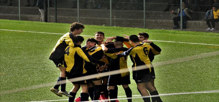 Allievi Regionali: – La Petriana frena l'SFF Atletico –