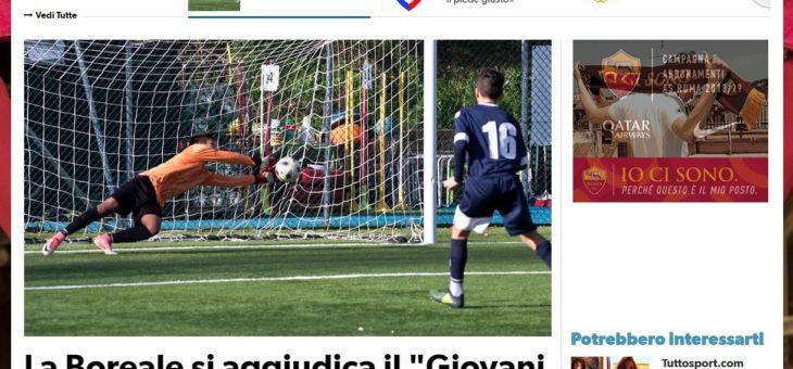 Corriere dello Sport del 05-01-2018