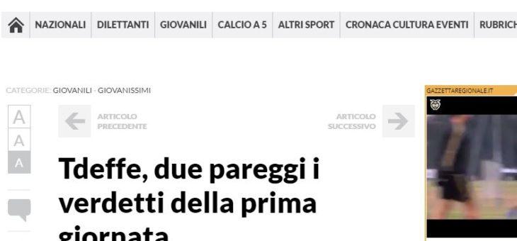 Gazzetta Regionale del 12-06-2016