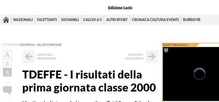 Gazzetta Regionale del 09-06-2016